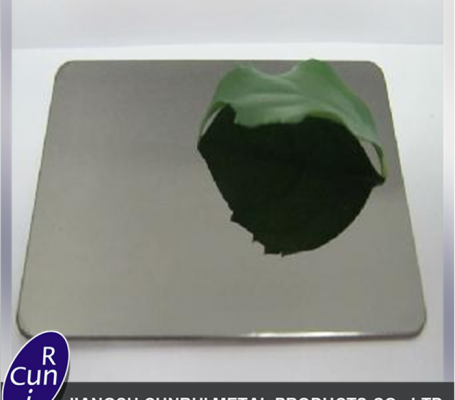 Staniless steel sheet with bright polished 4K 6K 8K shiny surface