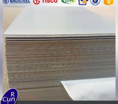 Competitive Price 321 Stainless Steel Plates With Hot Temperature Resistance