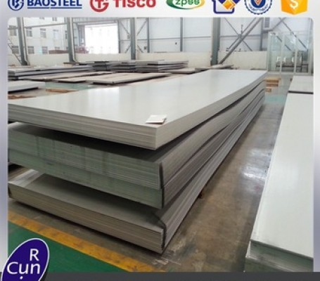 Direct Manufacturer 316/316L Stainless Steel Plates With Prime Mill