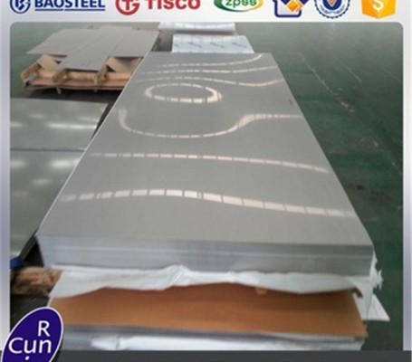 Hot rolled NO.1 stainless steel sheet