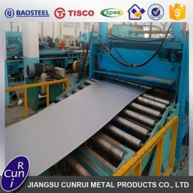 Trade insurance supplier 1.2mm thick stainless steel plate